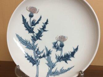 ひとみ様専用のあざみのお皿の画像
