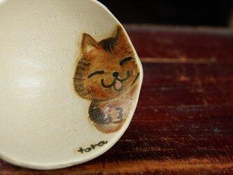 ねこの小皿(1108)の画像
