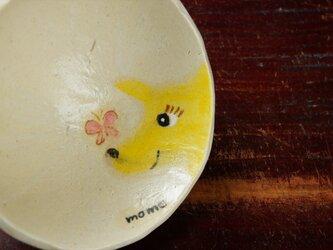 いぬの小皿(1111)の画像
