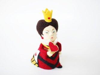 ハートの女王(Wonderland展より)の画像