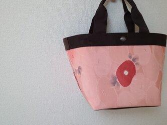 新 ジャパンビューティーバッグ 羽織の反物より 万寿菊文様の画像