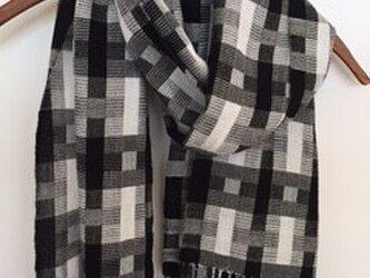 ❐手織り/植物のカシミヤ(新素材)陽避けストールの画像