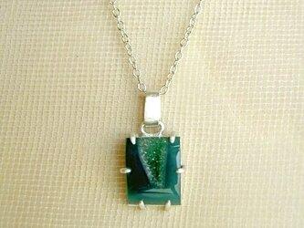 結晶めのう・ネックレスの画像