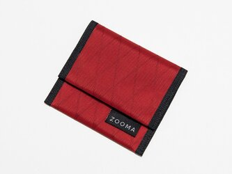Minimal wallet - X-Pac Redの画像