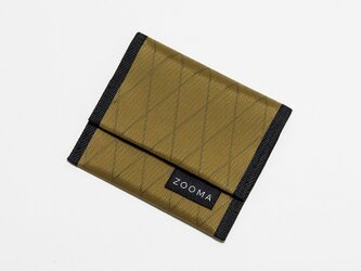 Minimal wallet - X-Pac Coyote Brownの画像