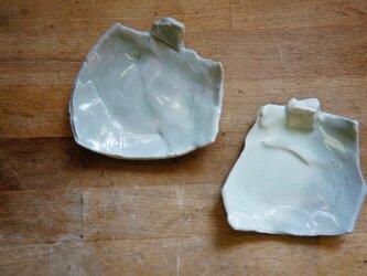 雲釉小皿 no.11,12の画像