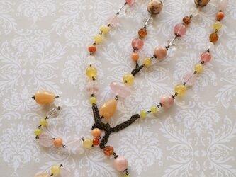 春Le printemps(ル・プランタン)ネックレスラリエットn-4043の画像
