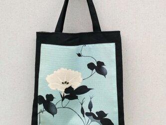 着物リメイク:手提げ袋 の画像