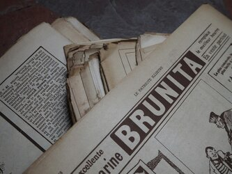 france 1920年代  journal 2部の画像