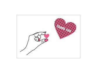 ピンクのネイルの39card②の画像