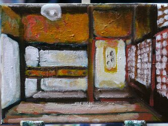 小さな和室の画像