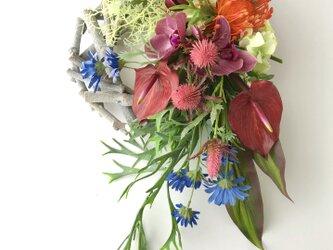 Wild flower wreath IIの画像
