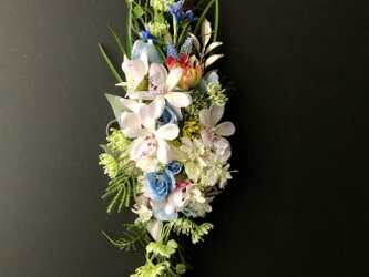 ご結婚お祝いやプレゼントに♡ファレノの壁掛け飾りの画像