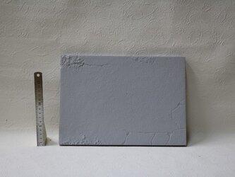 001フィギュア展示台小 グレー単色塗装の画像