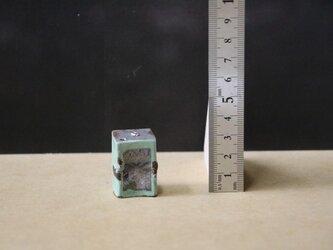 011 一斗缶 エージング塗装の画像