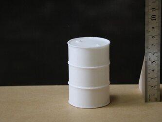 013 ドラム缶200リットルタイプ 無塗装白の画像