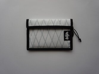 flap pouch  x-pac Whiteの画像
