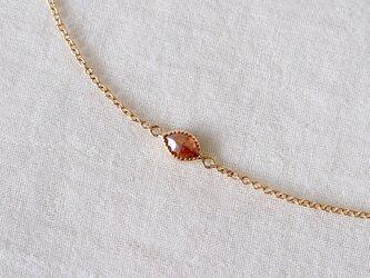 Sunset Marquise Diamond Braceletの画像