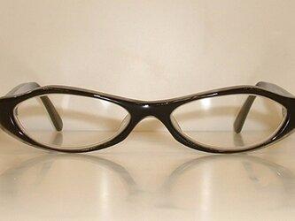 昇給するメガネ(メガネフレーム)の画像