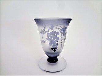 野葡萄の食前酒グラスの画像