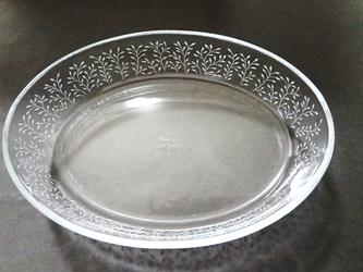 オーバルディッシュ(楕円形大皿)の画像