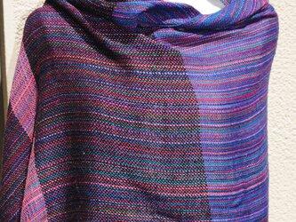 手織シルクストールbの画像