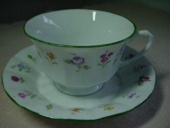 コーヒーカップ  (ヘンリエッテ風)の画像