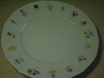 ケーキ皿   (ヘンリエッテ風)の画像