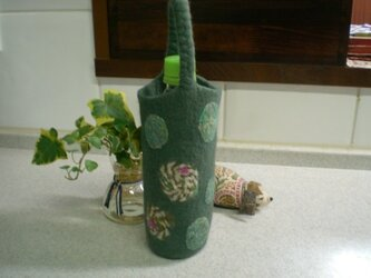 ボトルホルダー(カーキ)の画像