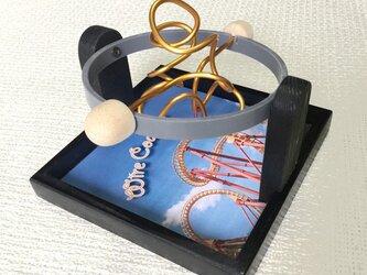 オリジナル ゲーム ワイヤコースターの画像