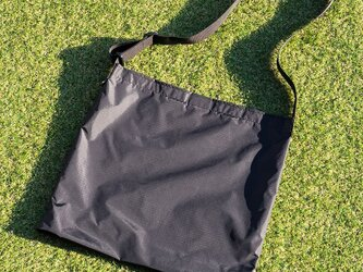 Packable sacoche - Blackの画像