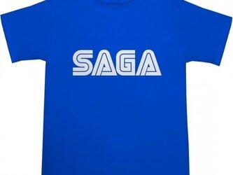 SAGA Tシャツの画像