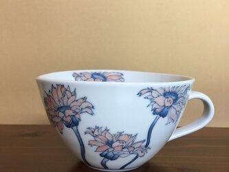 ガーベラのカップの画像