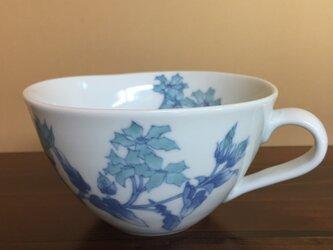 ブルースターのカップの画像