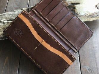 三つ折り財布の画像