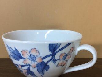 再販:木いちごの花のカップの画像