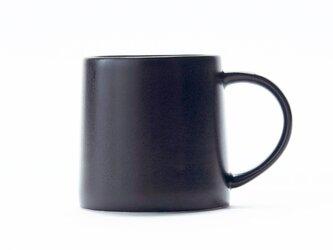 マットブラック シンプルなマグカップ |GENERAL SUPPLYの画像