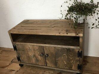 cabinet ;TV rack ⁑DB: W58 キャビネット*テレビ台の画像