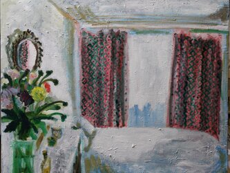 異国の部屋の画像