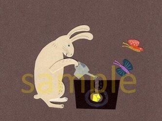 068 「月のカケラ-02」ポストカード選べる5枚セットの画像
