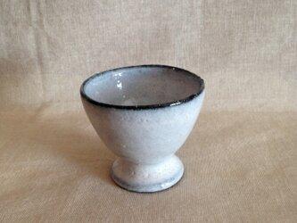 酒杯(藁灰釉)の画像