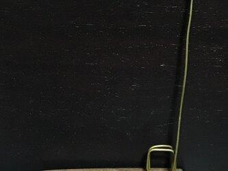 [On sale] 焼締カードホルダーの画像