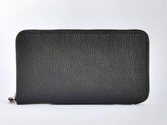 オーダーラウンドジップ長財布の画像
