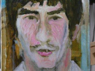 絵画モデルの肖像の画像