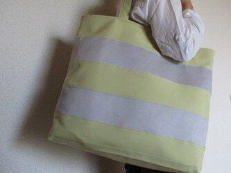 大人のレッスンバッグの画像