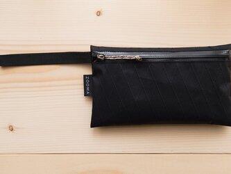 Multi pouch - X-Pac Blackの画像