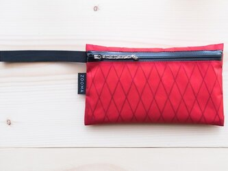 Multi pouch - X-Pac Redの画像