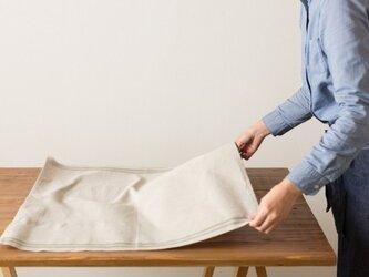 日本の職人が織るリネンマルチクロス 65×65cm(全10色)【サイズオーダー可】の画像