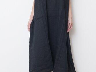 basic wear fuwa-T LONG Vネックの画像