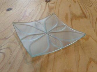 CRADECOシリーズ「Flower-角平皿」の画像